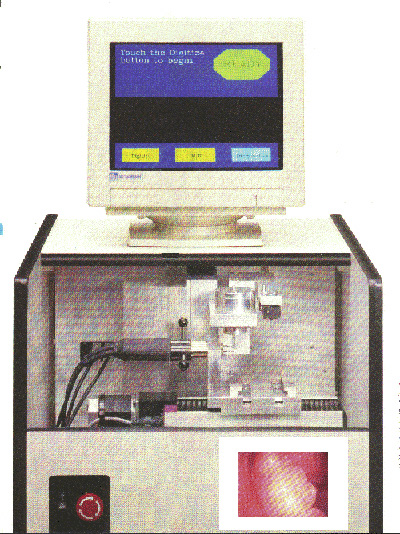 Dental Lab Digitizer